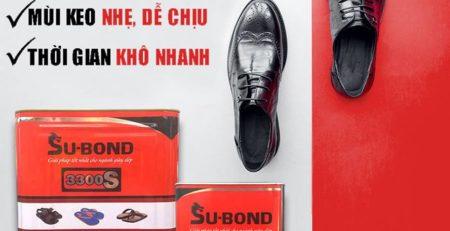 Keo dán giày dép Subond