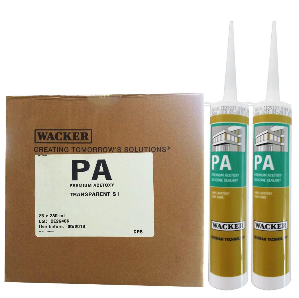 Keo Silicone PA là dòng keo axit một thành phần khô nhanh được nhập khẩu và phân phối tại Keo Rồng