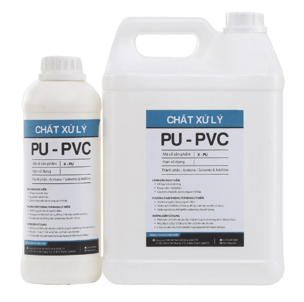 Chất xử lý PU - PVC